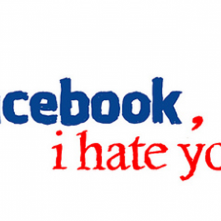 This is Why I HATE Facebook!