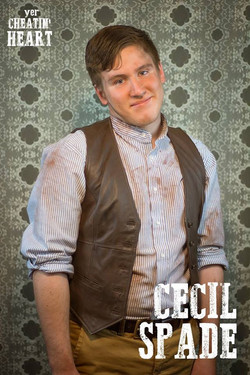 Cecil Spade: The Civil Servant