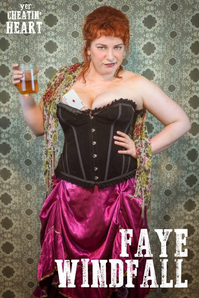 Faye Windfall: The Entertainer