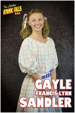 Jackie Miedema as Gayle Francis-Lynn
