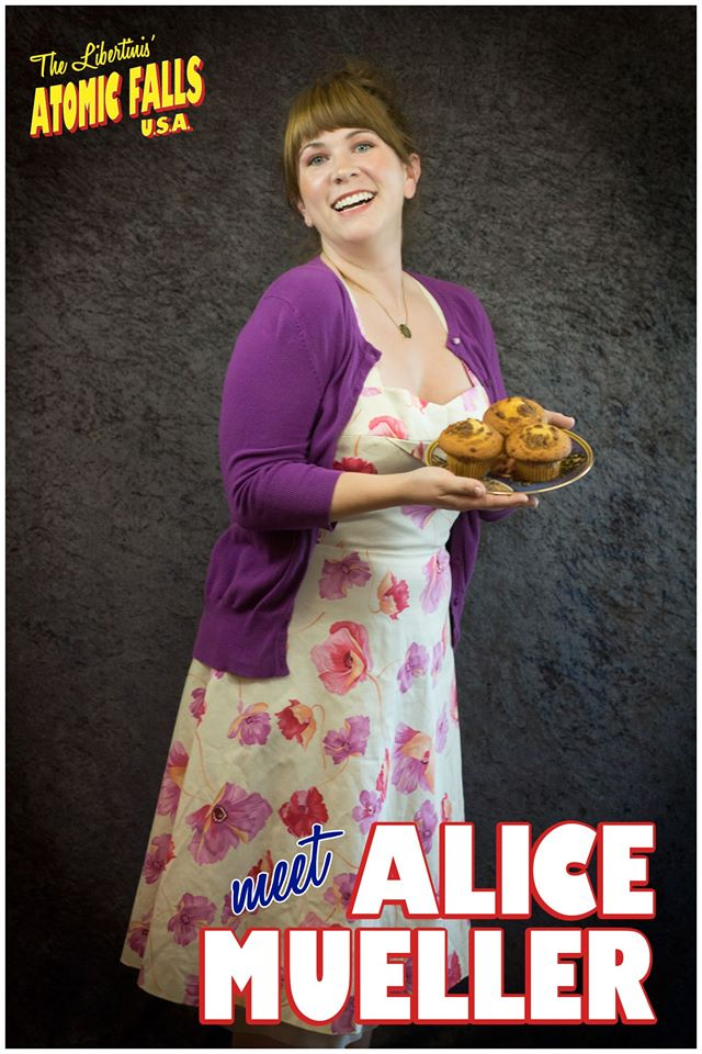 Melissa Fenwick as Alice Mueller