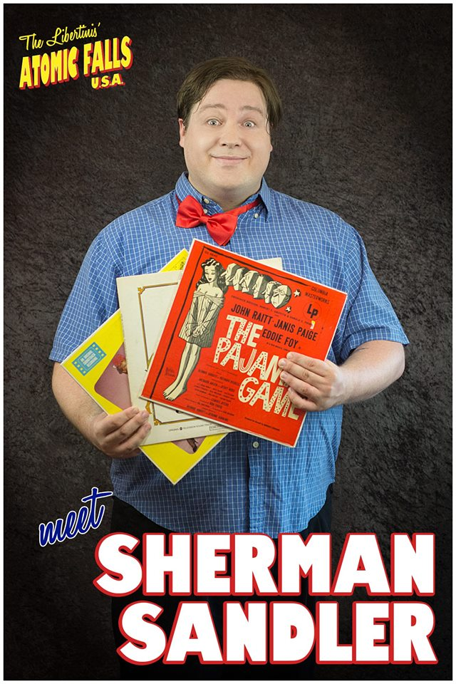 Marcus Gorman as Sherman Sandler