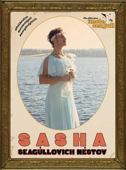 Woody Shticks as Sasha
