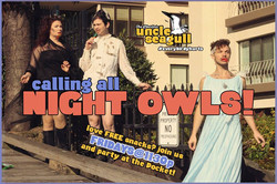 Night owls and Seagulls