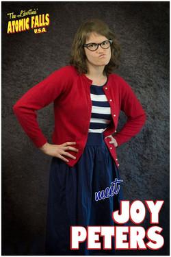 Lauren Skelton as Joy Peters
