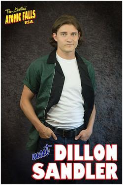 Connor Kinzer as Dillon Sandler