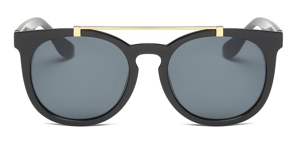 Akcessoryz Vera Sunglasses - Black