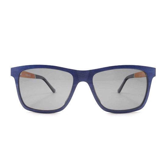 Momalime Xavier Blue Sunglasses