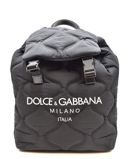Dolce & Gabbana Women's Palermo Backpack - Black