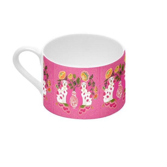 Coffee Cup & Saucer #6