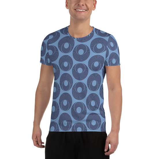 éanè DESIGN Activewear Men's Athletic T-shirt - TEMPA2F