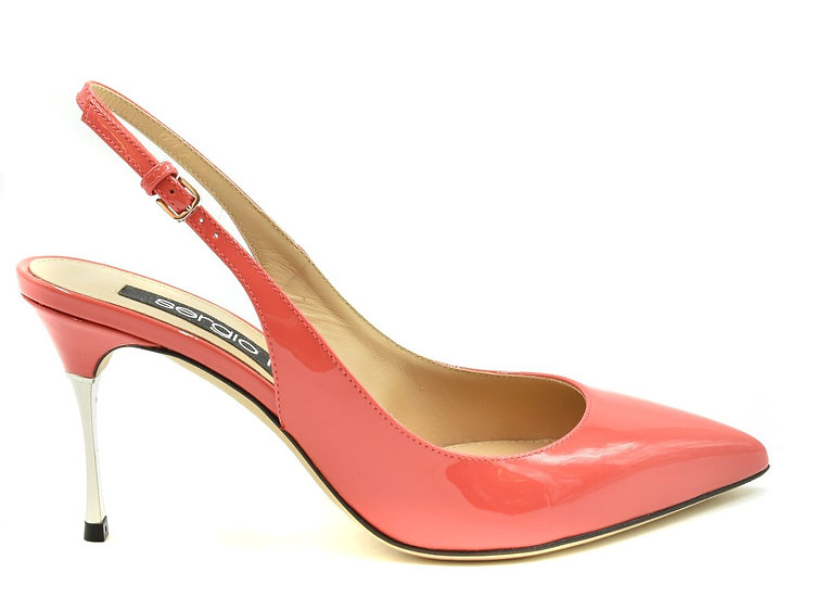 Women's SERGIO ROSSI Shoes - Coral