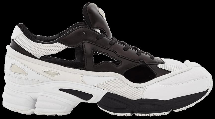Men's adidas Raf Simons x Replicant Ozweego - Black Cream