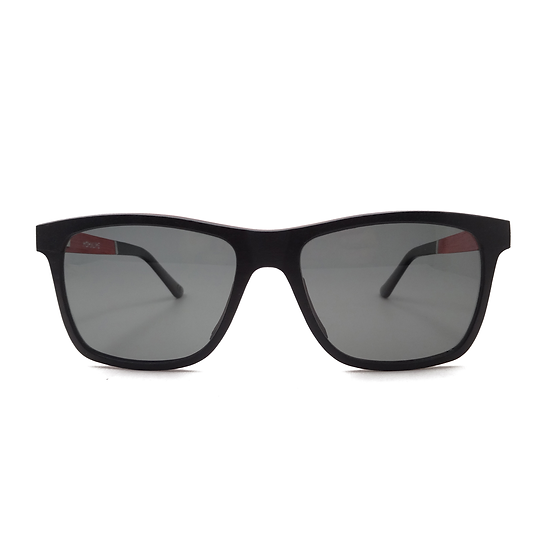 Momalime Xavier Red Sunglasses