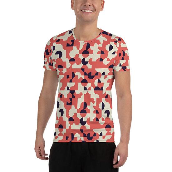 éanè DESIGN Activewear Men's Athletic T-shirt - TEMPA2N