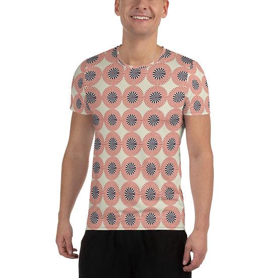 éanè DESIGN Activewear Men's Athletic T-shirt - TEMPA2C