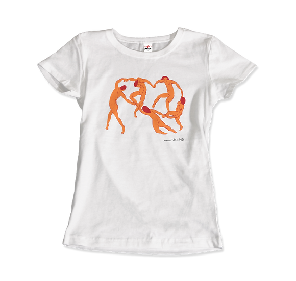 Women's Henri Matisse La Danse I (The Dance) 1909 Artwork T-Shirt