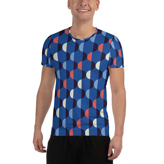 éanè DESIGN Activewear Men's Athletic T-shirt - TEMPA2S
