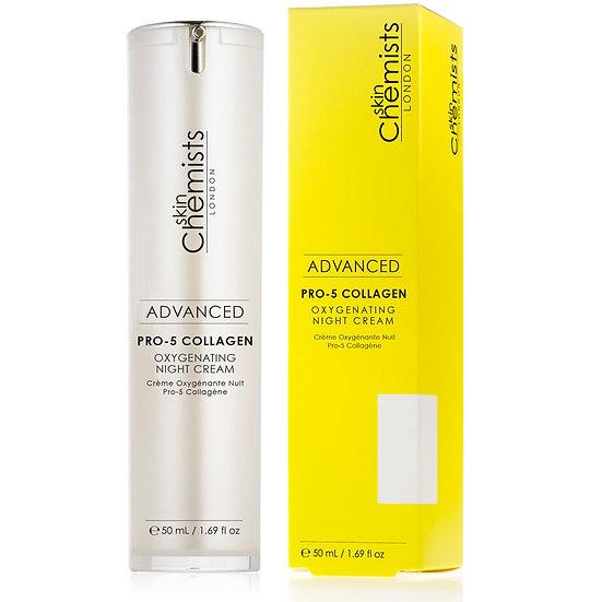 Women's Advanced Pro-5 Collagen Oxygenating Night Cream