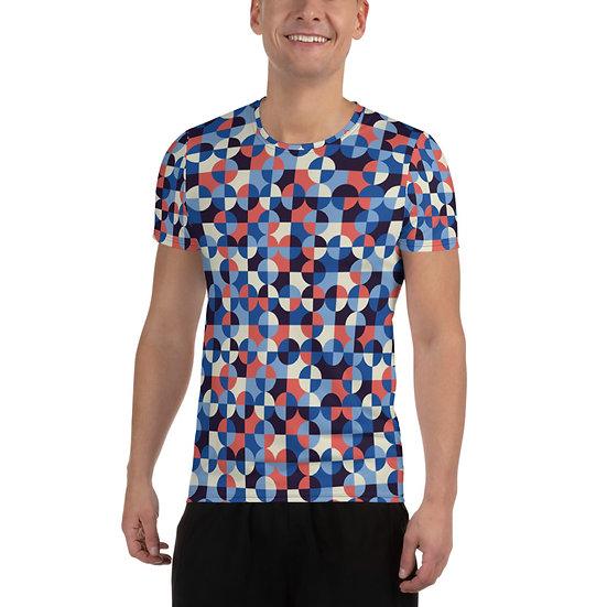 éanè DESIGN Activewear Men's Athletic T-shirt - TEMPA2P