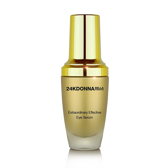 Women's Donnabella Cosmetics 24k Extraordinary Effective Eye Serum