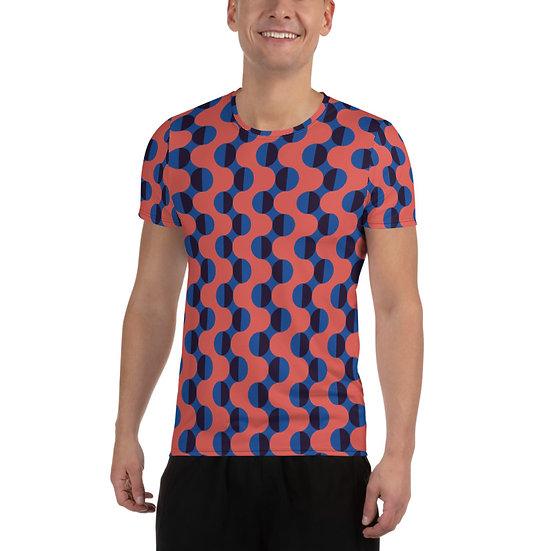 éanè DESIGN Activewear Men's Athletic T-shirt - TEMPA2T