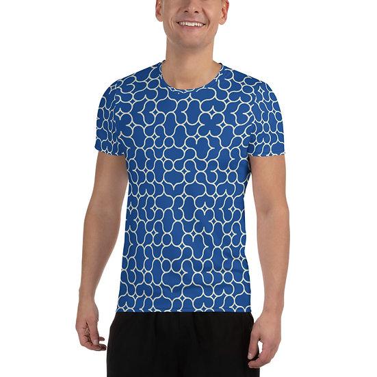 éanè DESIGN Activewear Men's Athletic T-shirt - TEMPA2M