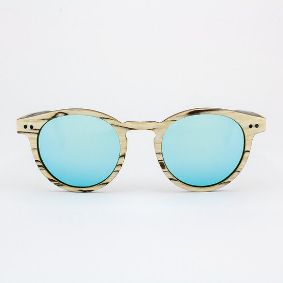 Tommy Owens Marion - Women's Adjustable Wood Sunglasses