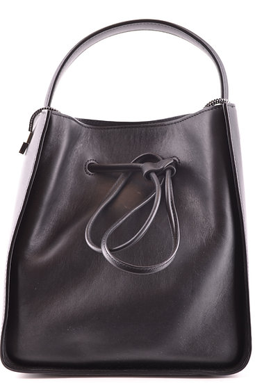 Women's PHILLIP LIM Black Leather Tote Bag Carryall