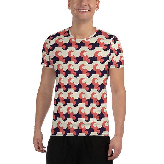 éanè DESIGN Activewear Men's Athletic T-shirt - TEMPA2R