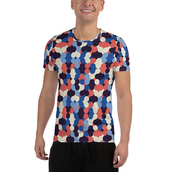 éanè DESIGN Activewear Men's Athletic T-shirt - TEMPA2L