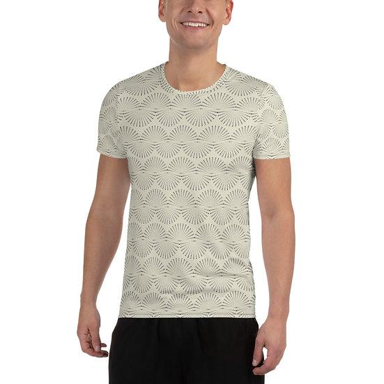 éanè DESIGN Activewear Men's Athletic T-shirt - TEMPA2J