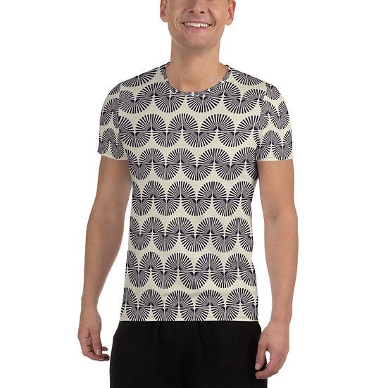 éanè DESIGN Activewear Men's Athletic T-shirt - TEMPA2E