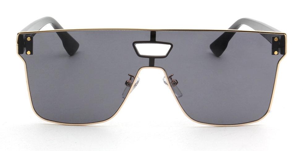 Akcessoryz Liam Sunglasses with Black Lenses
