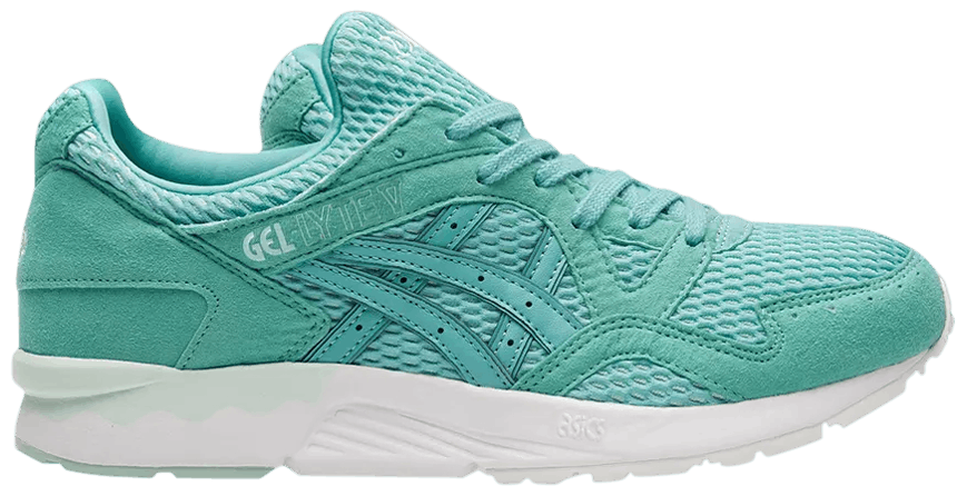 Women's ASICS Gel Lyte 5 'Agate Green' Trainers