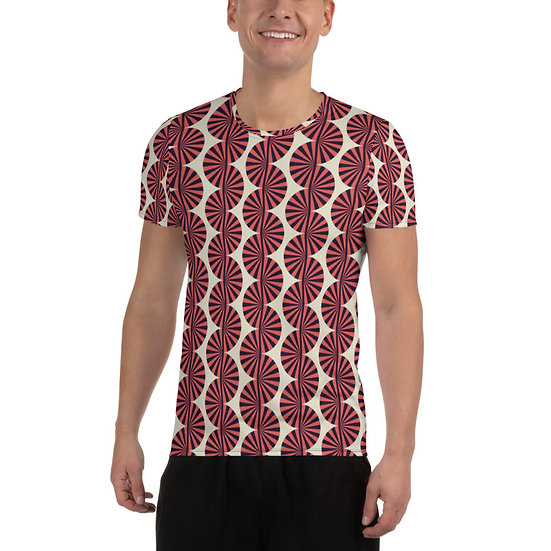 éanè DESIGN Activewear Men's Athletic T-shirt - TEMPA2G
