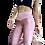 Thumbnail: Women's Activewear Luxor Rose (Booty Plus v Band) Leggings