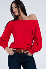 red-sweater-fine-knitted-with-long-sleev