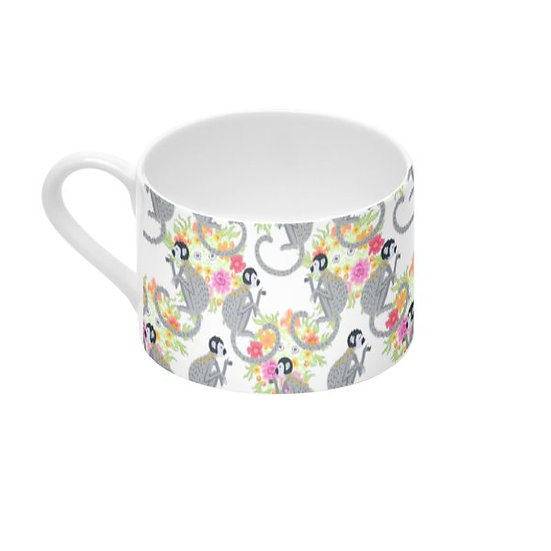 Coffee Cup & Saucer #9