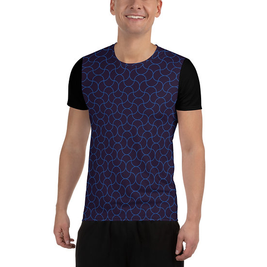 éanè DESIGN Activewear Men's Athletic T-shirt - TEMPA2Q