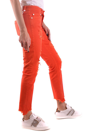 Women's DONDUP Designer Jeans in Coral