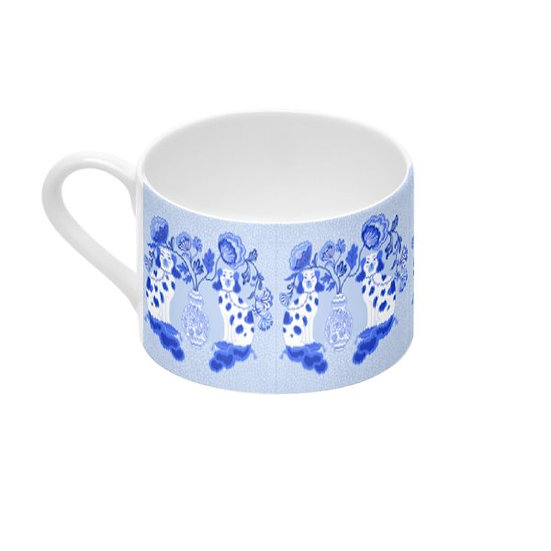 Coffee Cup & Saucer #5