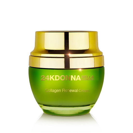 Women's 24k COLLAGEN RENEWAL CREAM