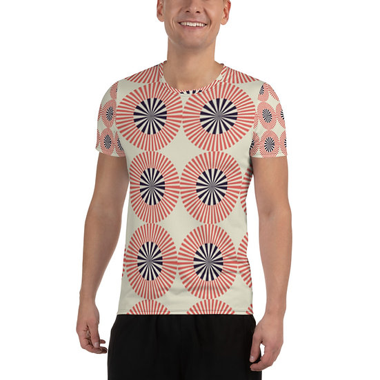éanè DESIGN Activewear Men's Athletic T-shirt - TEMPA2C1