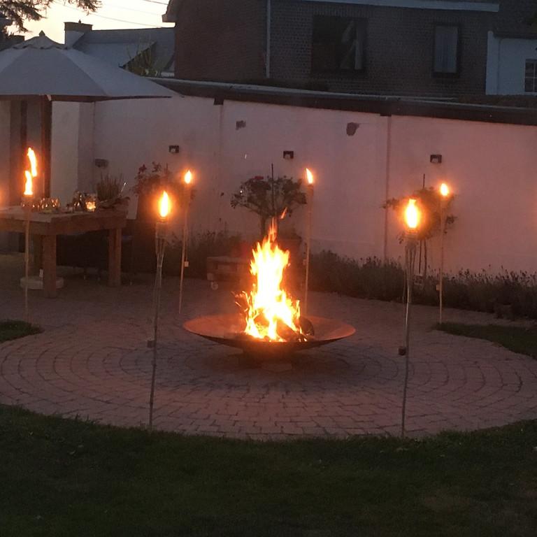 Fire ceremony (Full House)