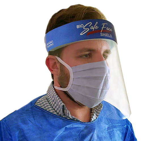 Wholesale Biosafe Medical Face Shield - FDA & CDC Approved