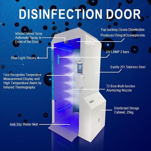 Intelligent Disinfection Door