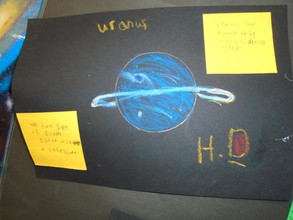 Mr Cozens: Earth and Space