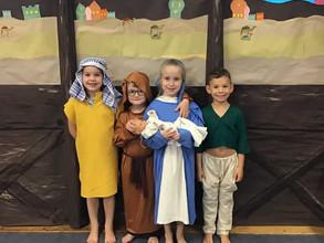 KS1 Nativity Dress Rehearsal