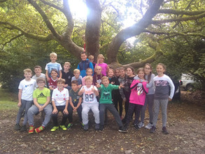 Year Six Arrive at their Residential Experience
